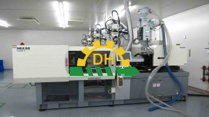 Plastic-Electric-Injection-Molding-Machine